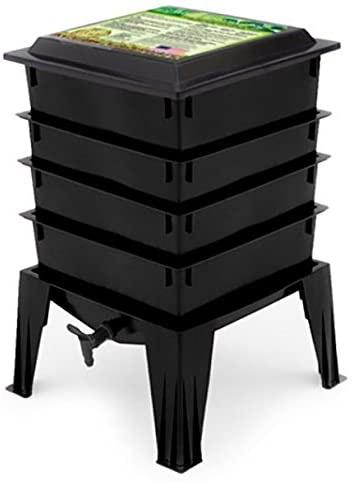 Worm Factory 360 Black Compost Bin