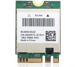 Youbo BCM94352Z M.2 Wi-Fi Card