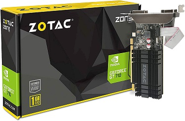 ZOTAC GeForce GT 710 Graphics Card