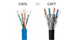 Cat6 vs. Cat7