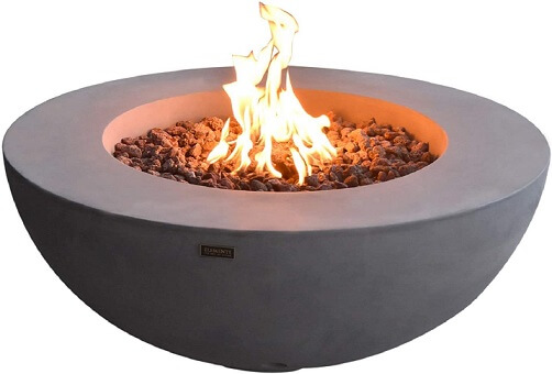 Elementi Gas Fire Pit