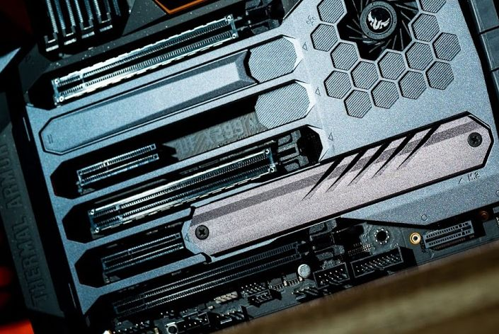 Motherboard Expansion Options