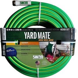 Standard garden hose