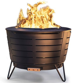 Tiki Outdoor Fire Pit