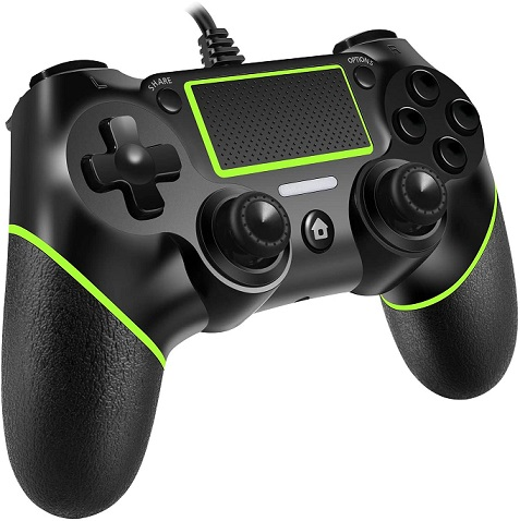 PomisGam Wired PS4 Controller