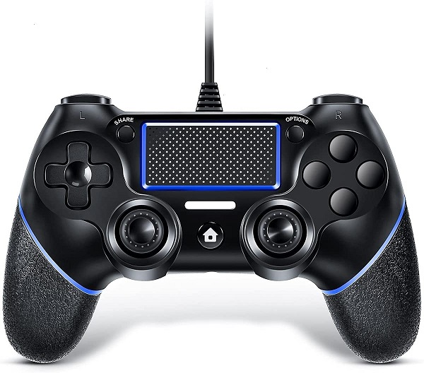 VOYEE Wired Controller Compatible with PS-4