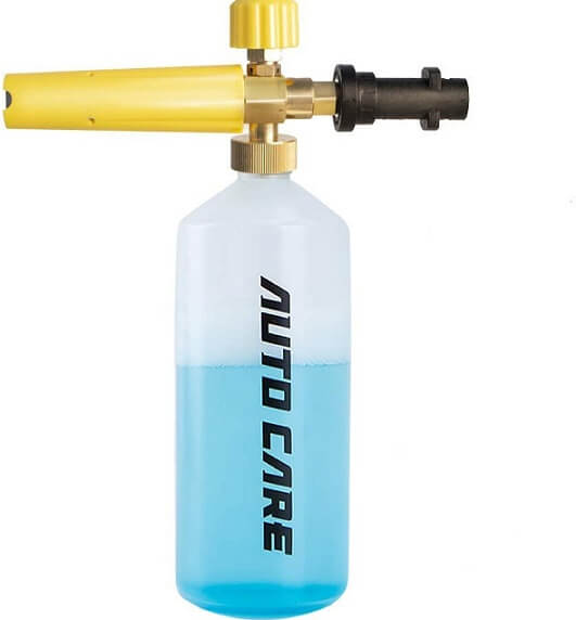 soap tank