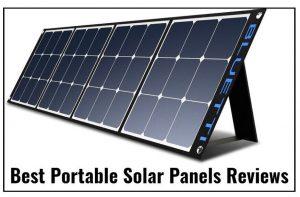 Best Solar Panels portable