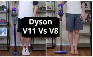 Dyson V8 Vs V11