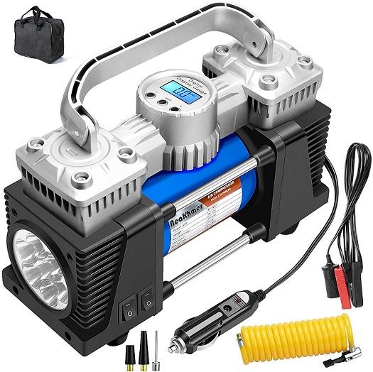 Neakhmer Digital Air Compressor
