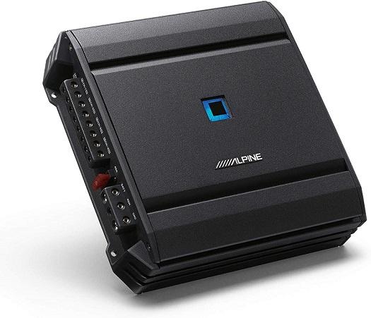 Alpine Amplifier