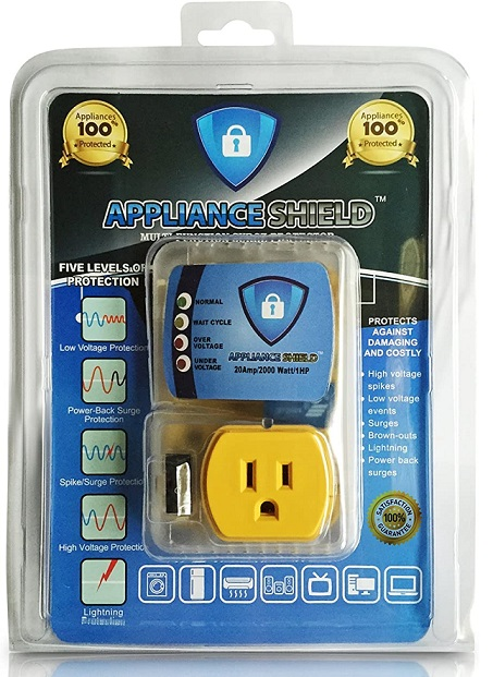Appliance ShieldNew Top Rated Surge Protector