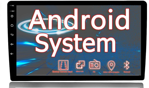 Binize Android Car Stereo Double Din