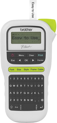 Brother P-Touch, PTH110 Portable Label Maker