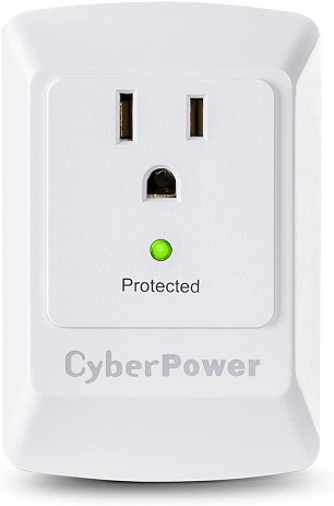 CyberPower CSB100W Essential Surge Protector