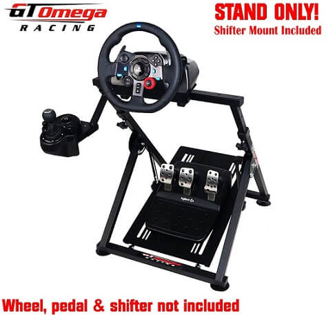 GT Omega Apex Racing Wheel Stand