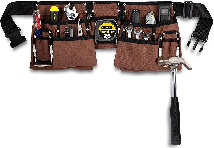 GlossyEnd Heavy Duty Tool Belt