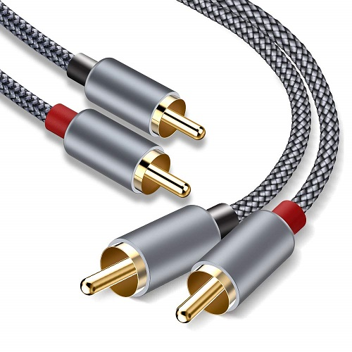 Goalfish Audio Stereo Subwoofer Cable