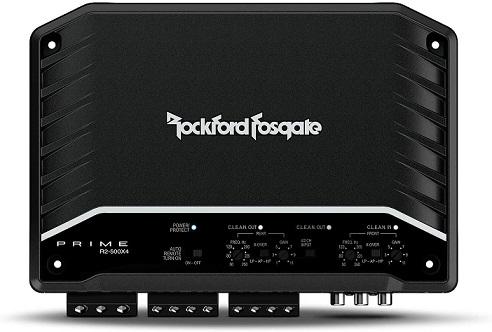 Rockford Amplifier